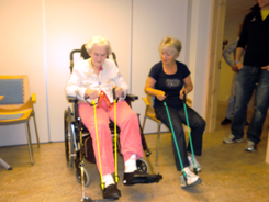 Treningsprogram for eldre på sykehjem